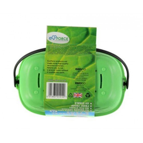 Ecoforce Recycled Peg Basket With 24 Pegs [Single]