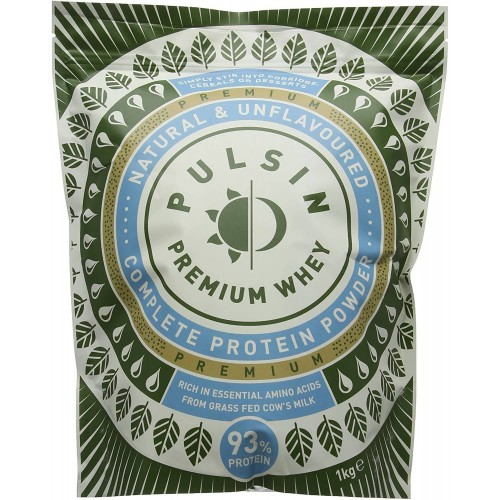 Pulsin - Whey Protein Isolate 1kg